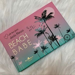 BEACH BABE EYESHADOW & HIGHLIGHTER PALETTE NIB